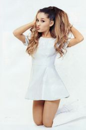 Ariana Grande Photoshoot for InRock Magazine (Japan)