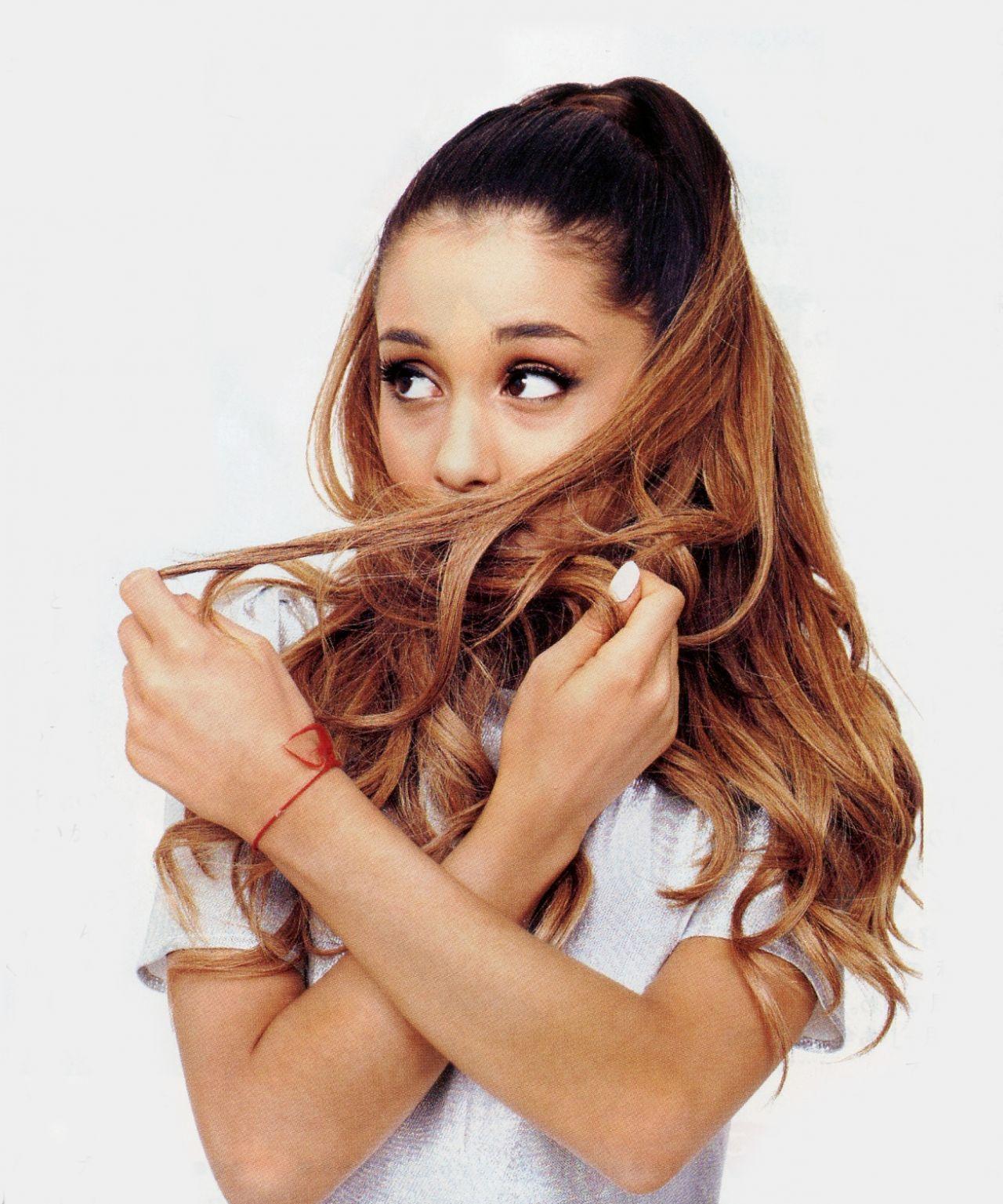 Ariana Grande Photoshoot for InRock Magazine (Japan)