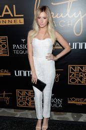Ashley Tisdale – Nine Zero One Salon Melrose Place Launch, January 2015