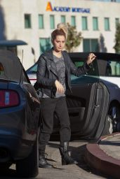 Ashley Tisdale - Out in Studio City, January 2015