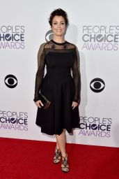 Bellamy Young – 2015 People's Choice Awards in Los Angeles