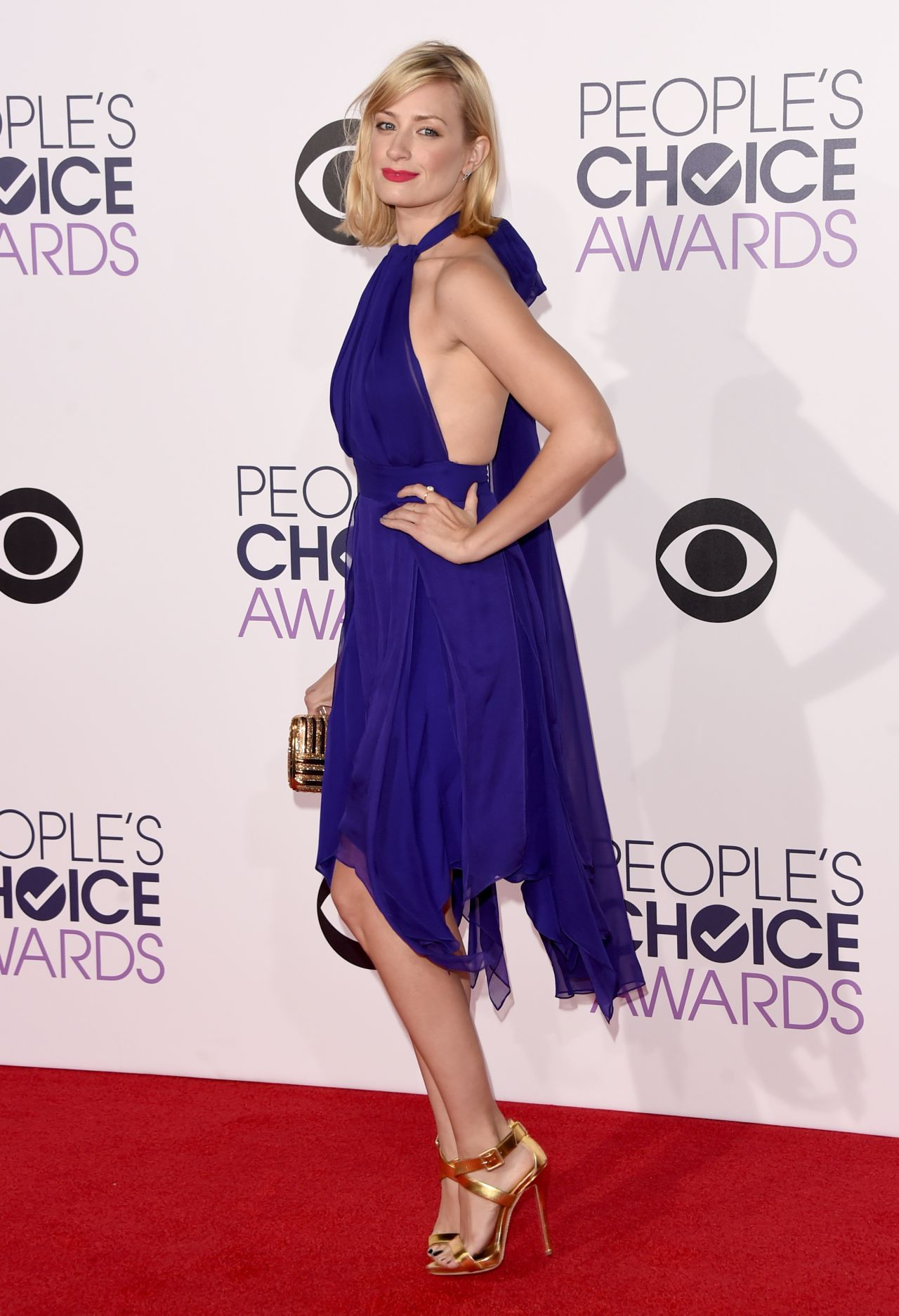 Choice Awards Beth Behrs