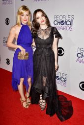 Beth Behrs – 2015 People's Choice Awards in Los Angeles