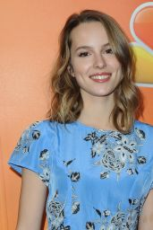 Bridgit Mendler - 2015 NBCUniversal Press Tour Day 2 in Pasadena