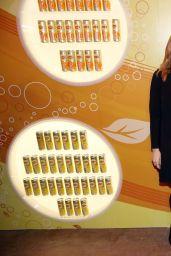 Brittany Snow - Lipton Sparkling Iced Tea Lounge at Sundance in Park City