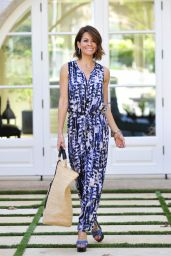 Brooke Burke-Charvet - Photoshoot in Malibu, January 2015
