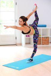 Brooke Burke - Yoga at a Studio in Malibu, January 2015