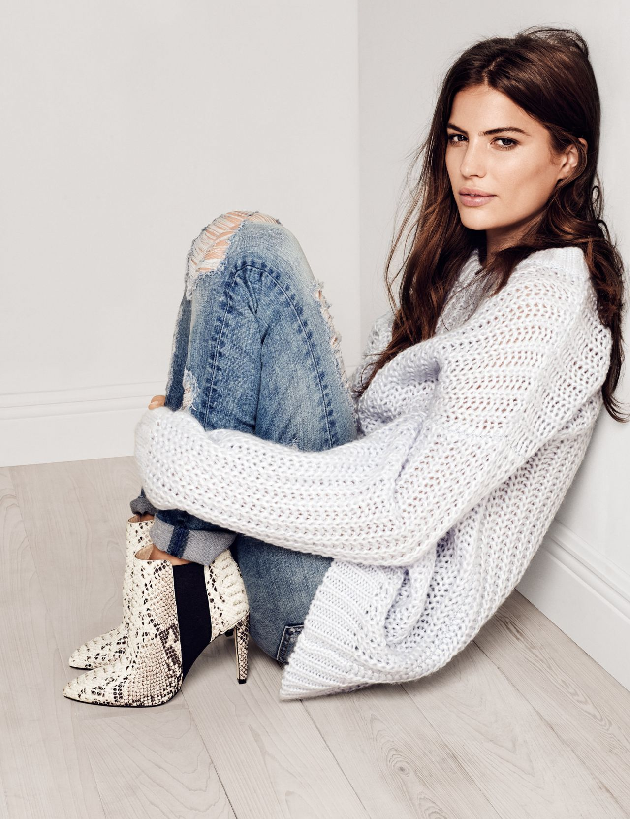 Cameron Russell - H&M 2015 Photos