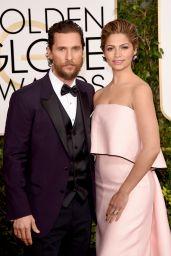 Camila Alves – 2015 Golden Globe Awards in Beverly Hills