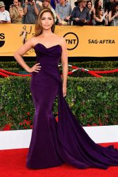 Camila Alves – 2015 SAG Awards in Los Angeles