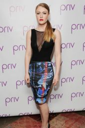 Camilla Kerslake - PRIV Launch in London - January 2015