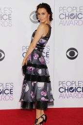 Camilla Luddington – 2015 People's Choice Awards in Los Angeles
