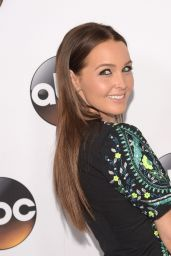 Camilla Luddington – Disney & ABC Television Group's TCA Winter Press Tour in Pasadena, Jan. 2015
