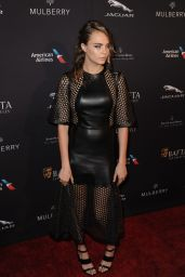 Cara Delevingne – 2015 BAFTA Los Angeles Tea Party in Los Angeles