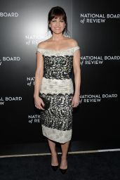 Carla Gugino - 2014 National Board Of Review Gala in New York City