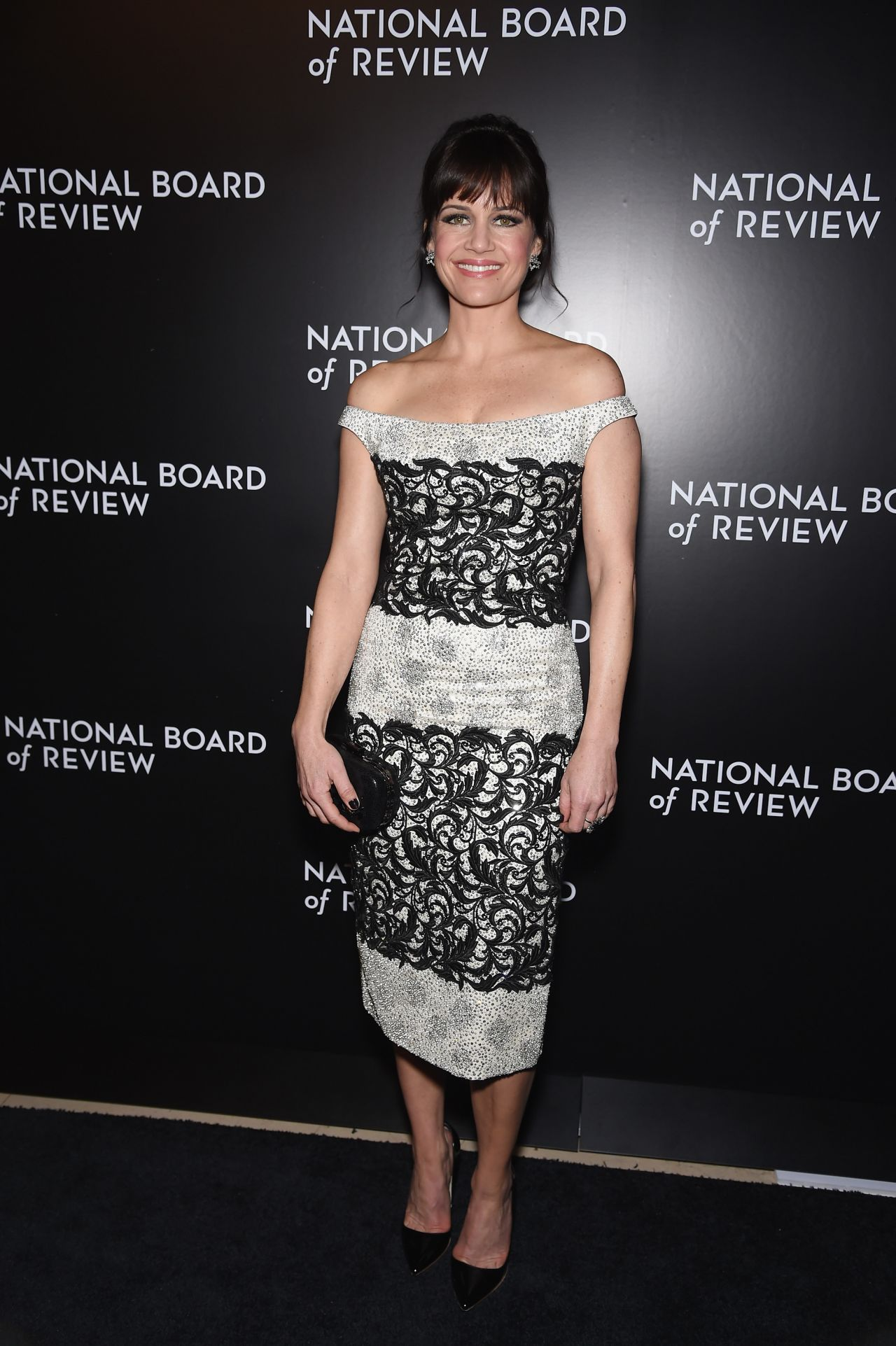 Carla Gugino 2014 National Board Of Review Gala In New