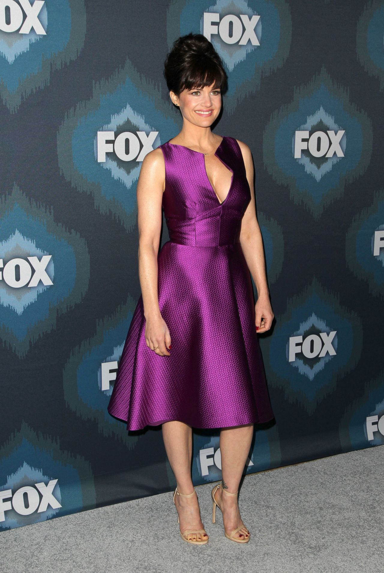Carla Gugino 2015 Fox Winter Tca All Star Party In Pasadena