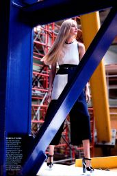Caroline Trentini - Vogue Magazine (US) February 2015 Issue
