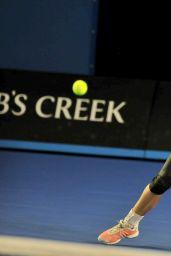 Caroline Wozniacki - Australian Open 2015 Practice Session