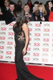 Casey Batchelor - 2015 National Television Awards in London