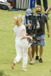 Cate Blanchett - Filming a Giorgio Armani Commercial Sydney, January 2015