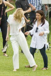 Cate Blanchett - Filming a Giorgio Armani Commercial Sydney, January 2015