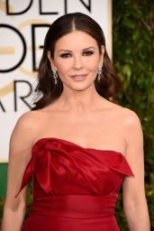 Catherine Zeta Jones – 2015 Golden Globe Awards in Beverly Hills