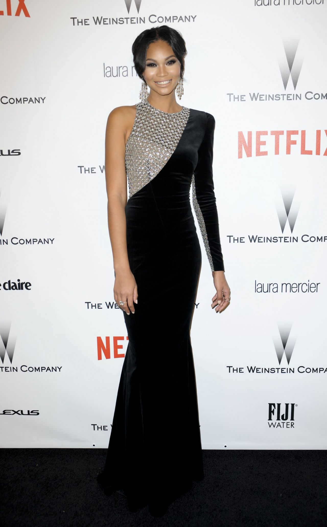 Chanel Iman - The Weinstein Company & Netflix