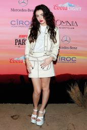 Charli XCX - ESPN the Party in Scottsdale - January 2015