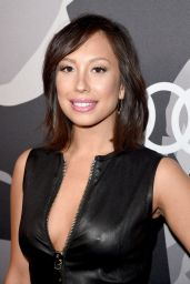 Cheryl Burke - Audi Celebrates Golden Globes Week 2015