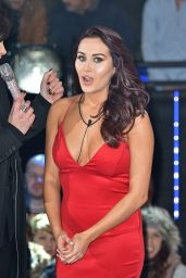 Chloe Goodman - Celebrity Big Brother (UK) Launch in Borehamwood - January 2015