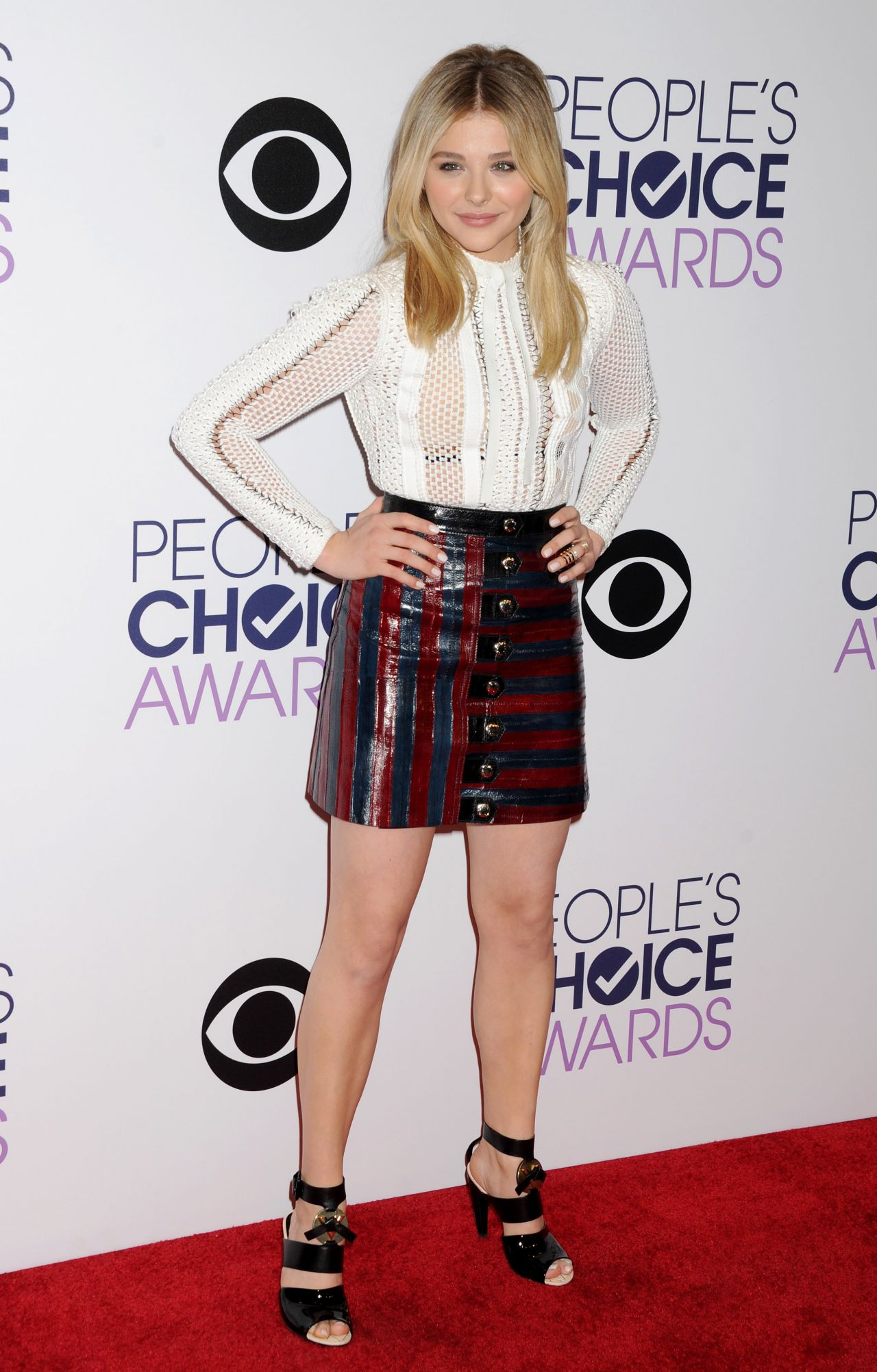 Chloe Grace Moretz la rubia mas hermosa de todas [Imagenes]