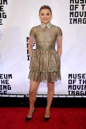 Chloe Moretz - Museum of The Moving Image Honors Julianne Moore in NYC