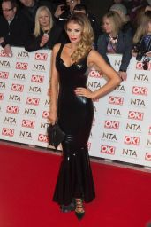 Chloe Sims – 2015 National Television Awards in London