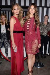 Chrissy Teigen – 2015 Leather & Laces Super Bowl XLIX Party in Phoenix