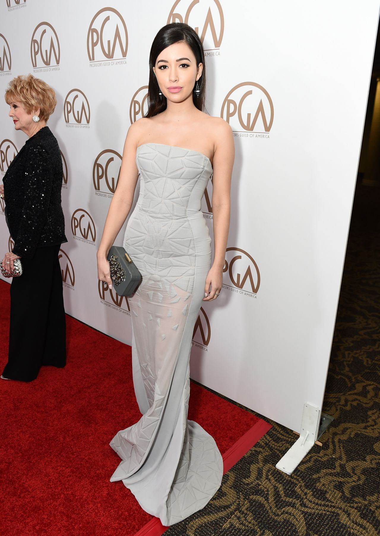 Christian Serratos – 2015 Producers Guild Awards in Los Angeles