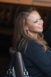 Christina Milian at Porta Via in Los Angeles, Jan. 2015