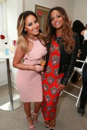 Christina Milian - Colgate Optic White Beauty Bar at The Selma House in Los Angeles, Jan. 2015