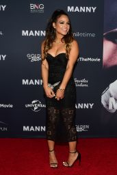 Christina Milian – 'Manny' Premiere in Hollywood