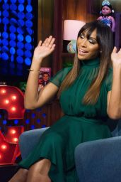 Christina Milian - Watch What Happens Live in New York City, January 2015