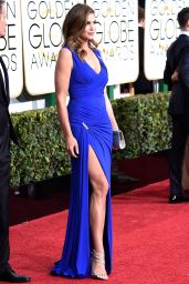 Cindy Crawford – 2015 Golden Globe Awards in Beverly Hills