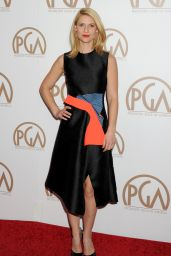Claire Danes – 2015 Producers Guild Awards in Los Angeles