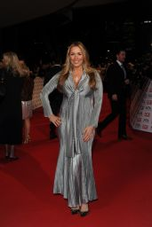 Claire Sweeney – 2015 National Television Awards in London