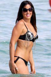 Claudia Romani Bikini Pics - Miami, January 2015