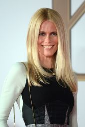 Claudia Schiffer on Red Carpet -