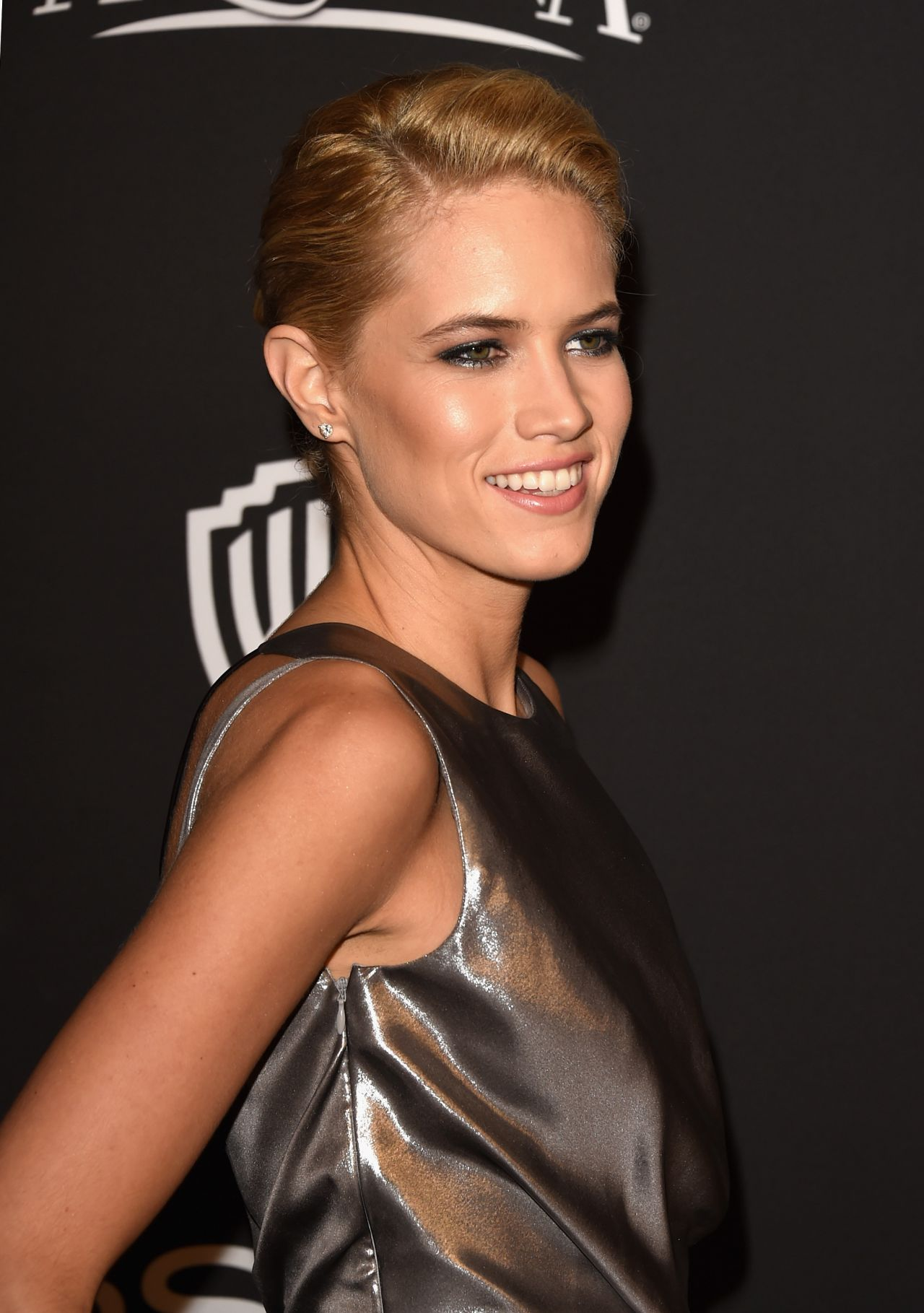 Cody Horn Instyle And Warner Bros 2015 Golden Globes Party