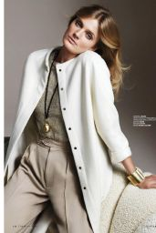 Constance Jablonski - Vanity Fair Magazine (France) - February 2015 Issue