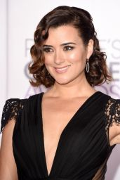 Cote de Pablo – 2015 People's Choice Awards in Los Angeles