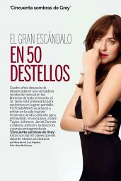 Dakota Johnson - Fotogramas Magazine (Spain) February 2015