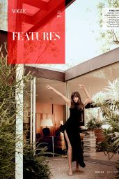 Dakota Johnson - Vogue Magazine February 2015 Issue